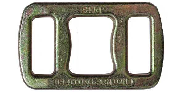 Beispiel für einen Verschluss, in geschmiedeter Ausführung, des chinesischen Herstellers Yuedasite Rigging