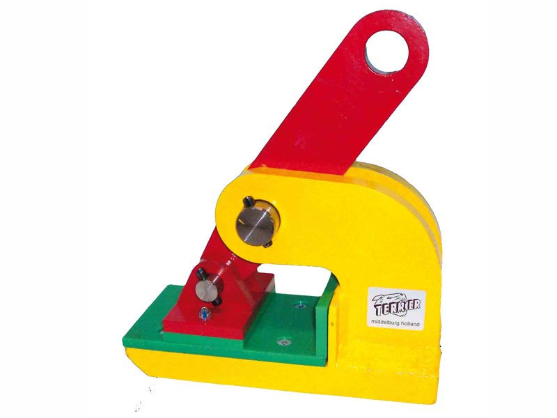 terrier lifting clamps bv, lifting clamps, grab clips, claw, lifting equipment, horizontal lifting, tnmh, no trace, stuut lifting lashing, no scratches