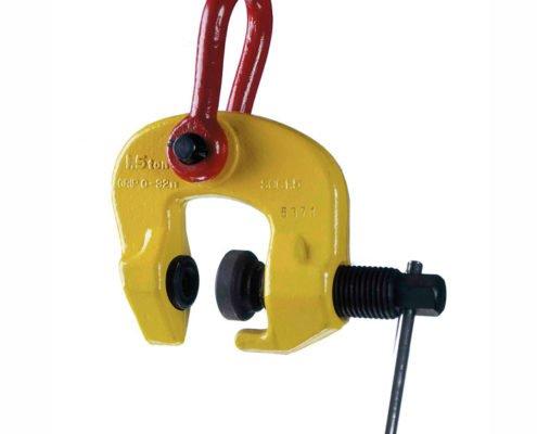 terrier lifting clamps bv, hebeklemmen, greifklemmen, hebetechnik, mehrzweck, schraubklemme, tscc, horizontales heben, vertikales heben