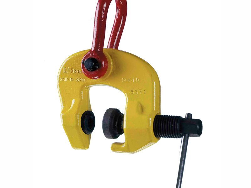 terrier lifting clamps bv, lifting clamps, grab clips, lifting equipment, multipurpose, screw clamp, tscc, horizontal lifting, vertical lifting