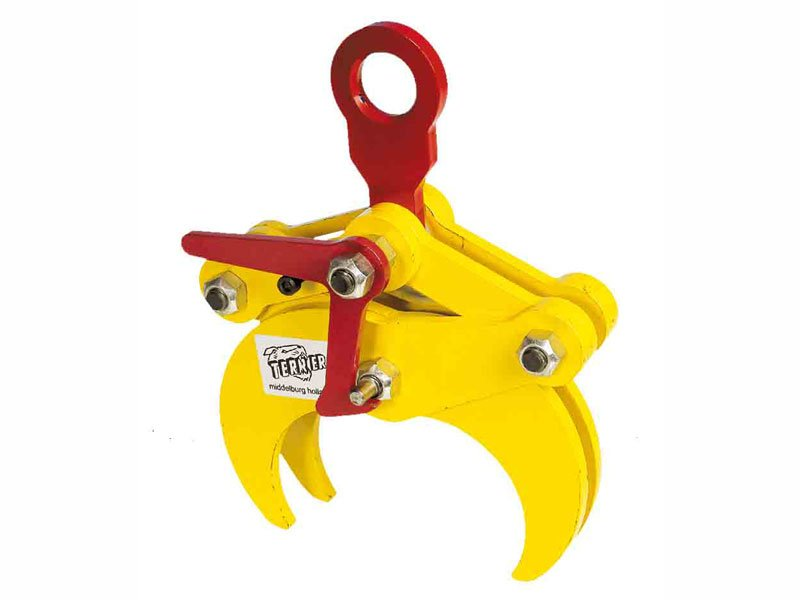 Terrier lifting clamp TTL for lifting pipes