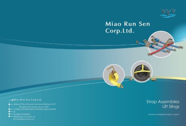 miao run sen corp. ltd., mrs, marine lashing equipment, ratschen, zurrtechnik, zurrvorrichtung, schnallen, zurrband, polyesterband, ratschengurt, zurrgurt, roro, general cargo, breakbulk