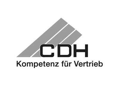 Logo of CDH - Centralvereinigung Deutscher Wirtschaftsverbände für Handelsvermittlung und Vertrieb