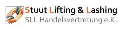 stuut lifting lashing, equipment, hebetechnik, zurrtechnik, anschlagtechnik, anschlagmittel, handelsvertretung, handelsagentur