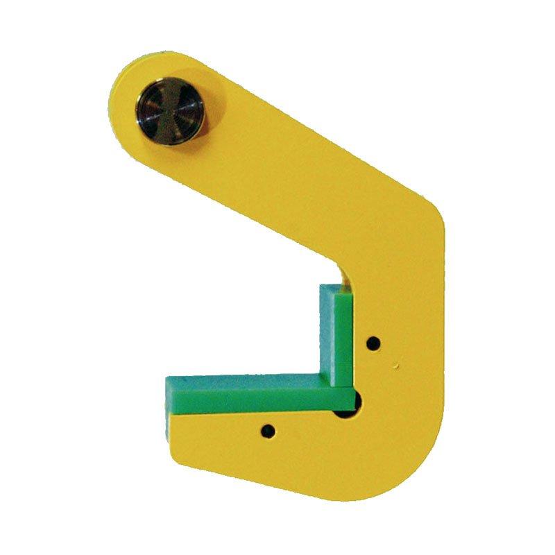 Beispiel für Klemmen des Modells TPH zum Heben von Rohren