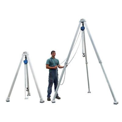 Example of a Schilling tripod
